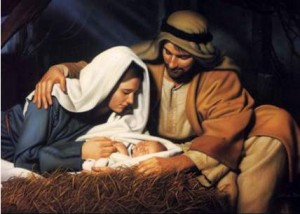 Birth of Jesus Christ Mary Joseph Christmas