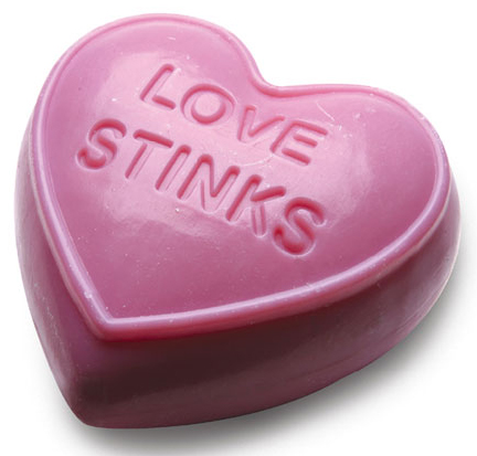 Love Stinks Candy