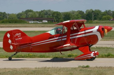 Pitts S1-D Experimental Aircraft Homebuilt Single Seat