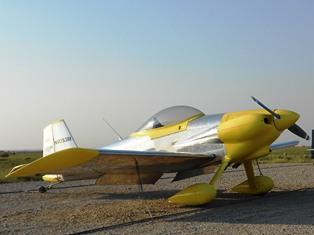 Vans RV-3 Aircraft Homebuilt