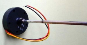 capacitance fuel quantity level sensor probe
