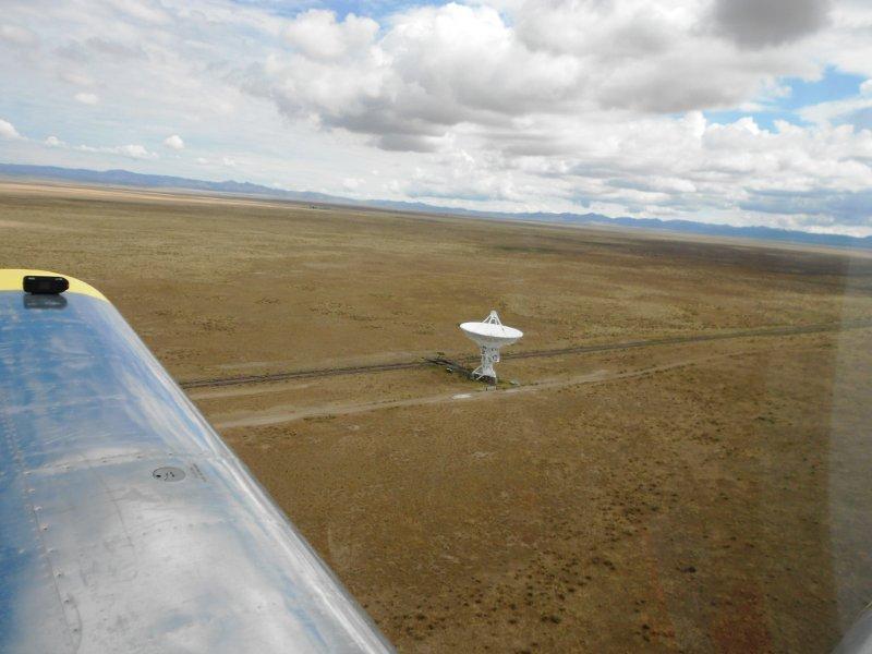 VLA New Mexico Antenna