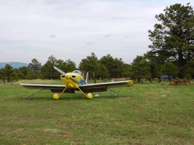 Negrito Camping Aircraft Backcountry RV-3