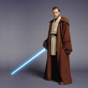 Obi Wan Kenobi Jedi Cloak