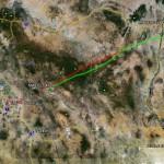 Vans RV-3 GPS Track Log Copperstate