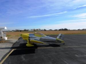 Vans RV-3 Lamar Missouri Fuel Airport