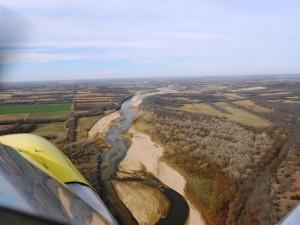 Vans RV-3 Oklahoma River