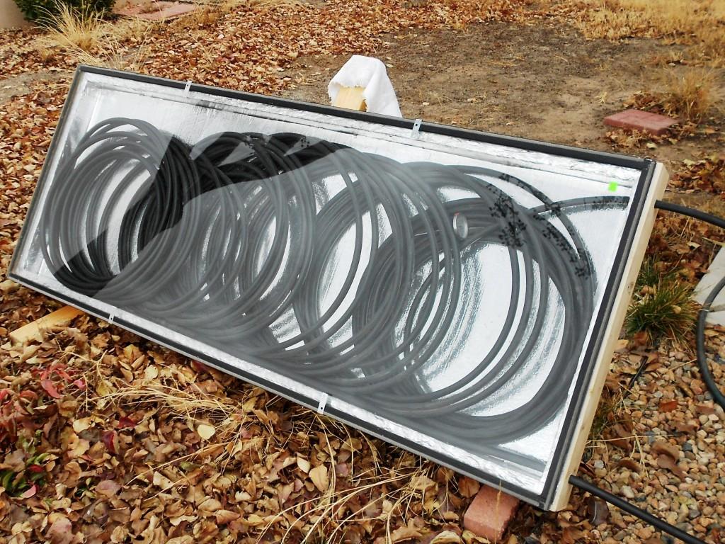 Solar Hot Tub Heater - JdFinley.com
