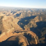 Grapevine Arizona Backcountry Camping Aircraft Aviation RV-3 Salt River Canyon