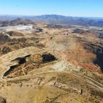 Grapevine Arizona Backcountry Camping Aircraft Aviation RV-3 Copper Mine