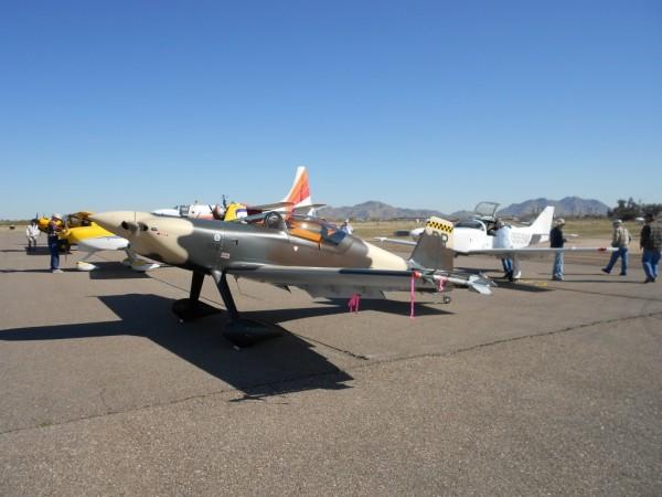 Harmon Rocket RV-8 Cactus Fly-In 2013