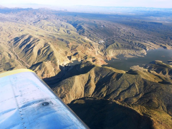 Cactus Fly-In 2013 Coolidge Dam