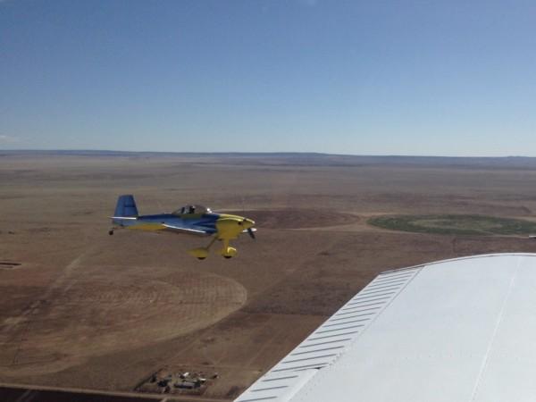 RV-3 Aircraft New Mexico