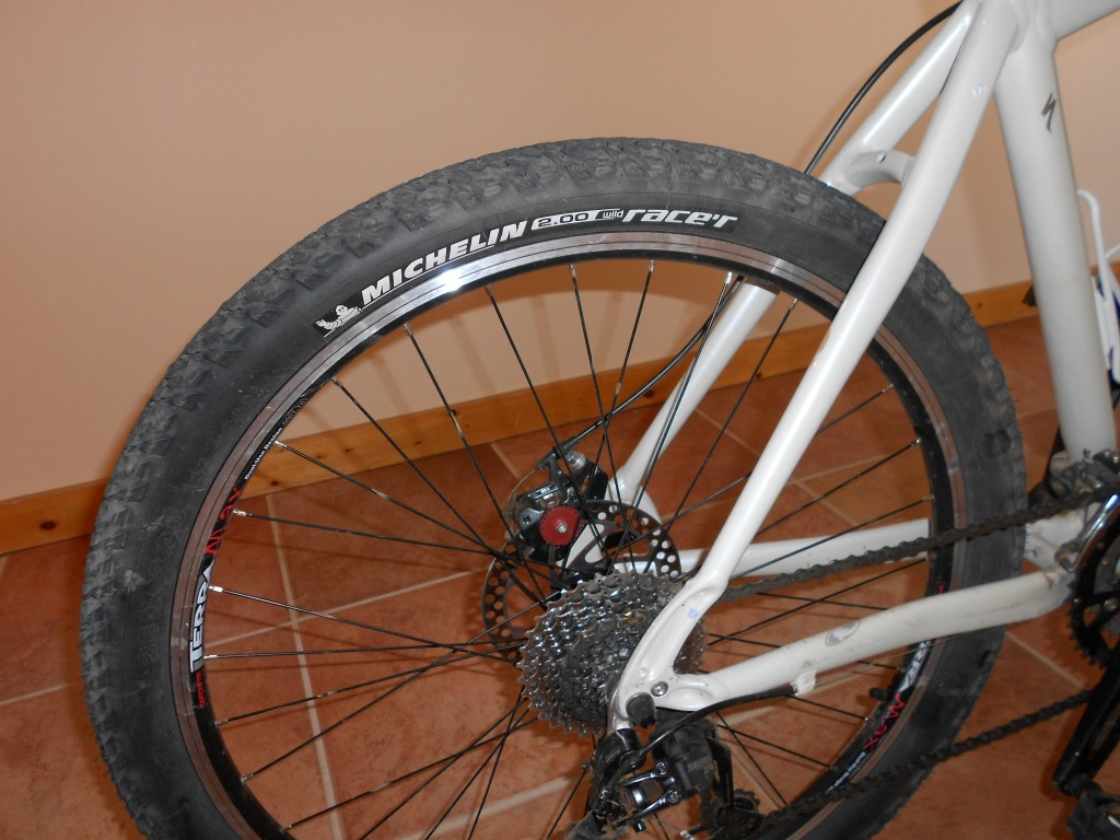 Review: Michelin WildRace'R MTB Tires