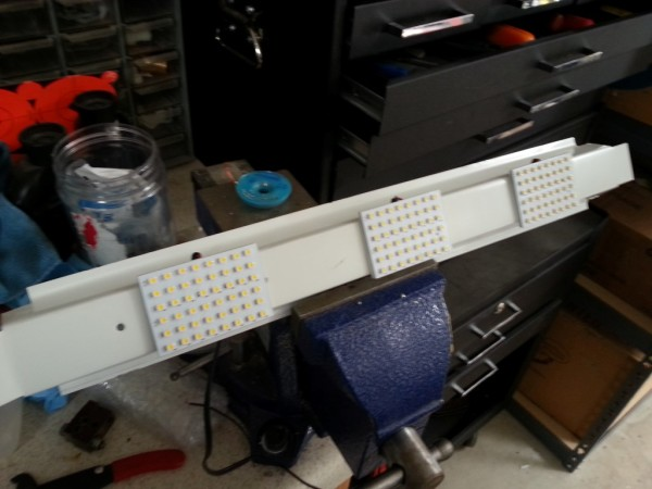 LED SMD Conversion Fluorescent
