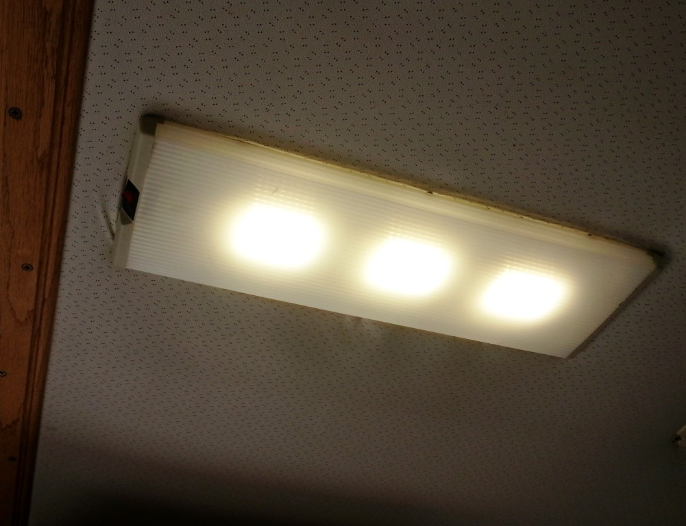 Converting Fluorescent Lights To Led