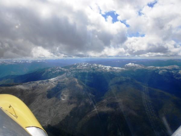 Idaho Backcountry Aircraft Airplane Camping
