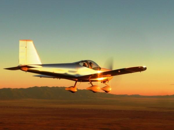 Vans RV-12 Aircraft Airplane Video Homebuilt LSA