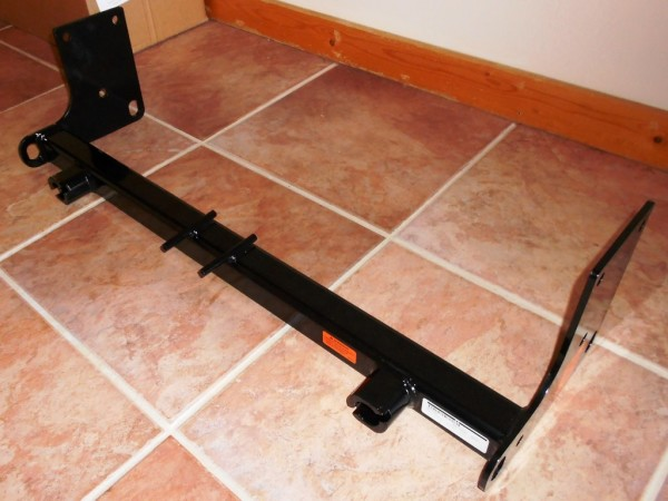 JeepWrangler Tow Blue Ox Base Plate