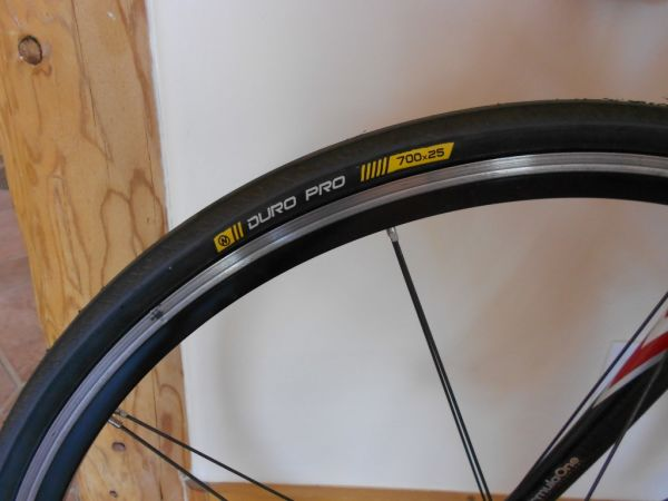 Nashbar Duro Pro Road Bike BIcycle tire reivew
