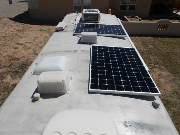 Solar Panel Charging System MPPT Electricity