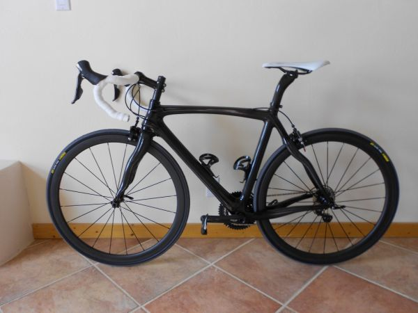 carbon fiber road bike cycling bicycle VeloBuild
