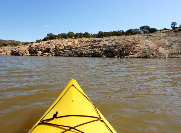 Necky Kayak Bluewater Paddle