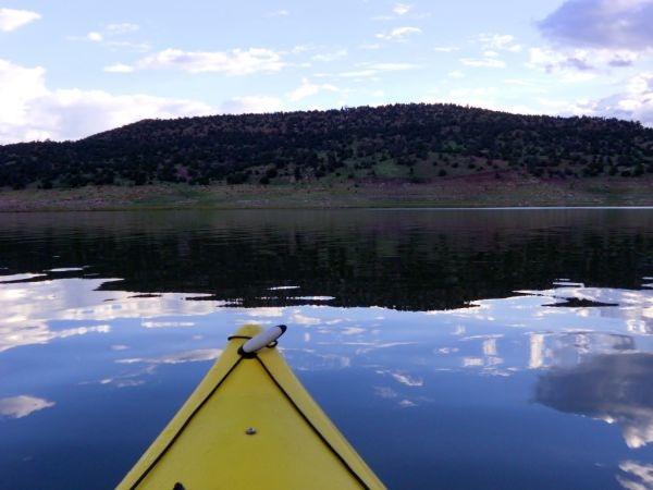 Kayak Paddle Bluewater Morning Necky