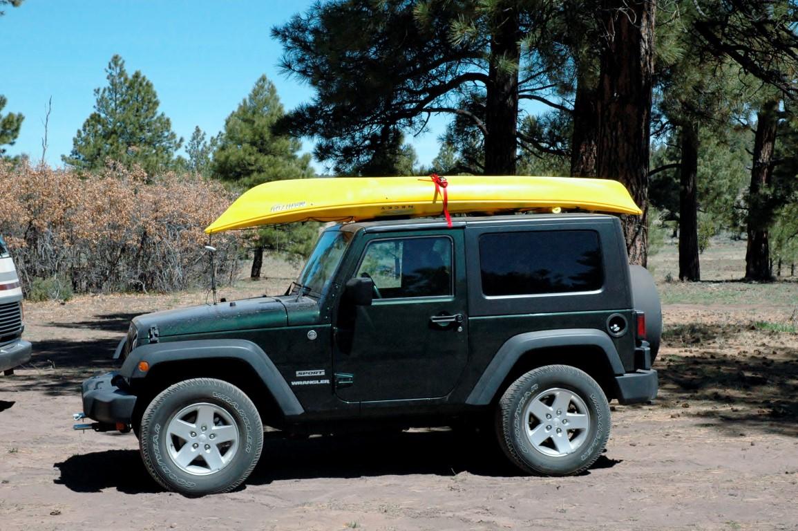 Wrangler Kayak Rack Page 2 Irv2 Forums