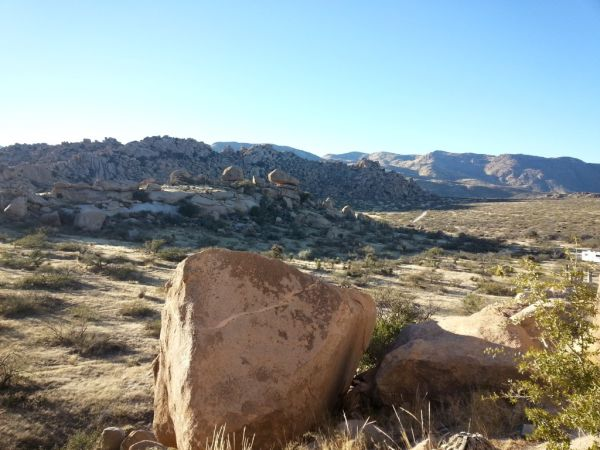 Camping BLM Indian Bread Rocks Boondocking dry rock climbing