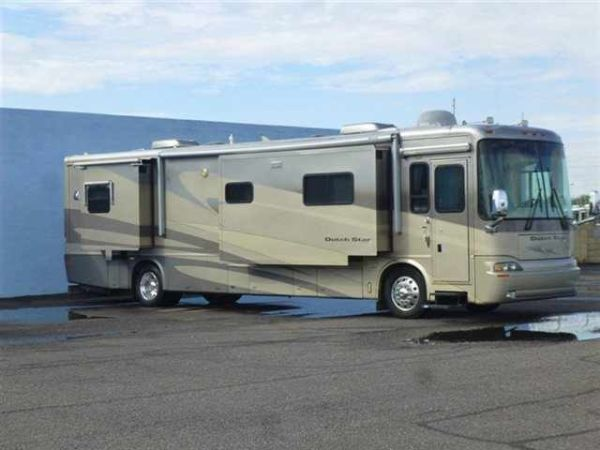Newmar Dutch Star diesel pusher motorhome rv