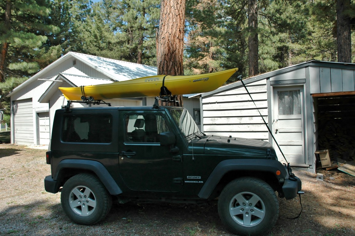 Yakima Kayak Rack