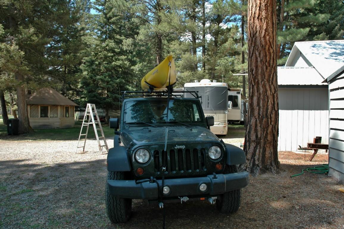 Yakima Kayak Rack