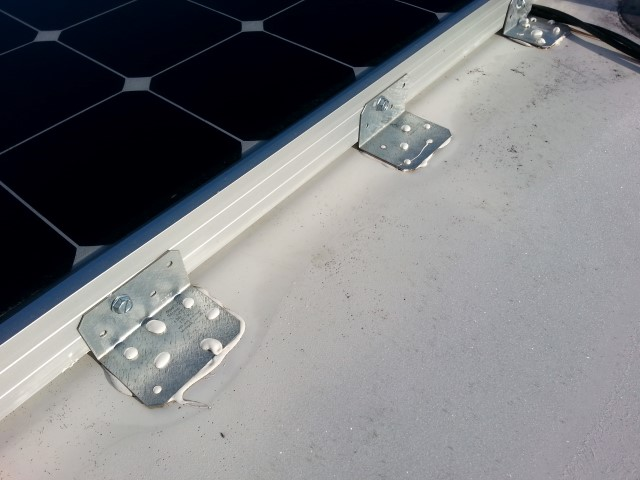 Van Solar Panels