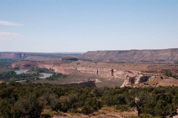 McInnis Canyon BLM Colorado River