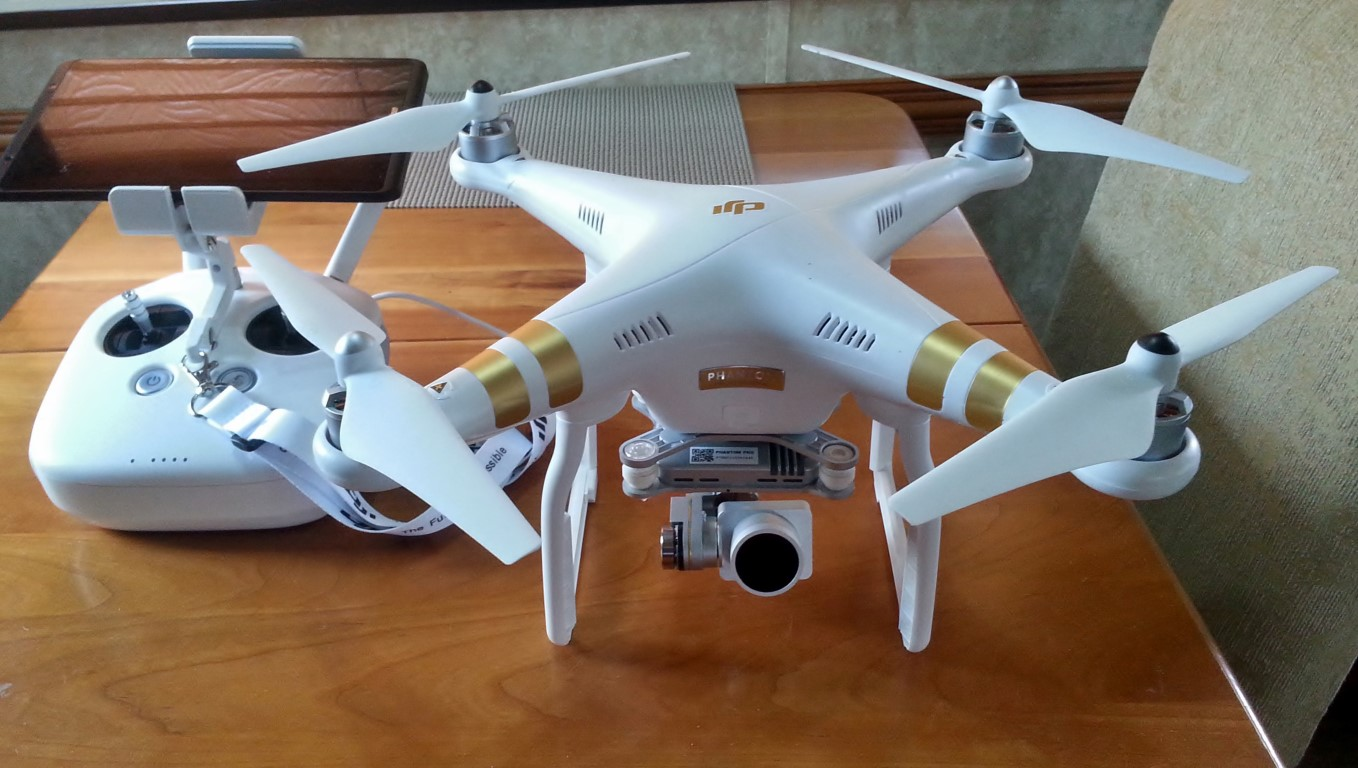 Phantom 3 Video Platform