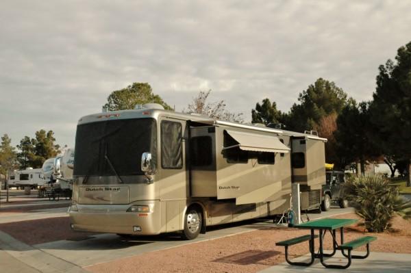 Newmar Dutch Star Oasis Resort Las Vegas