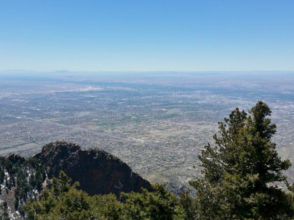 Sandia Peak New Mexico Albuquerque