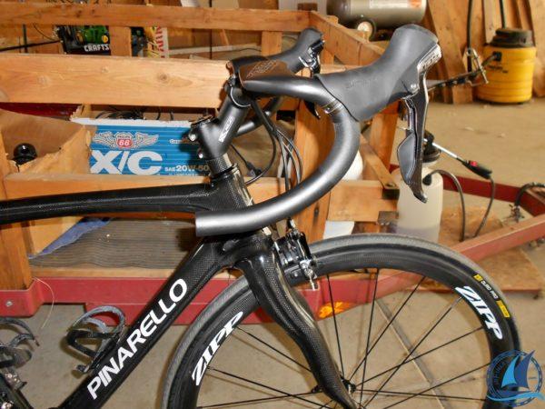 carbon fiber bar handlebar rise aero venge