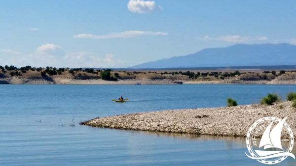 Kayak Lake Pueblo State Park Camping