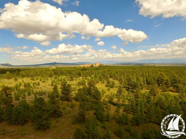 Newmar Dutch Star Carson National Forest Boondocking RV motorhome camping