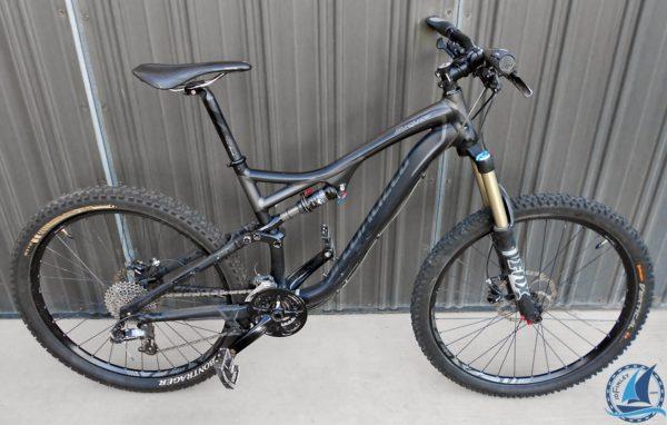 Specialized Stumpjumper FSR comp full suspension mountain bike