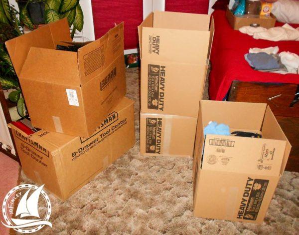 life box move belongings shipping plan