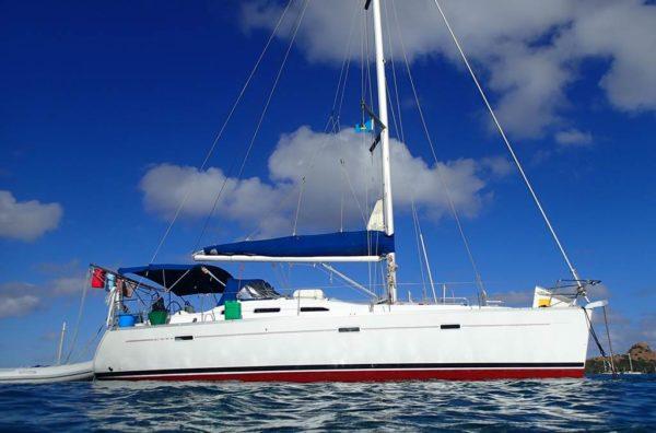Beneteau Oceanis 393 Aria
