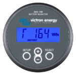 Victron BMV 700 battery monitor solar