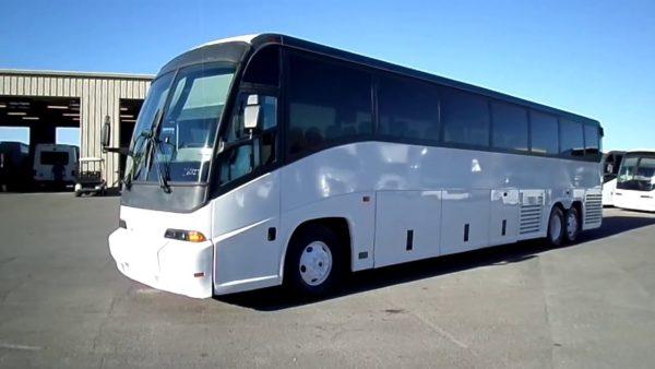 MCI 102 EL3 bus conversion next