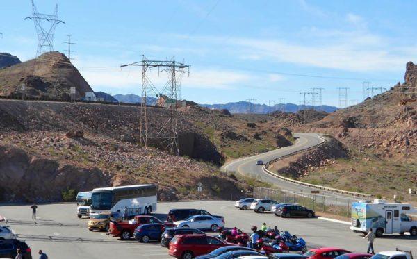 Hoover Dam Lake Powell MCI 102 EL3 Bus Conversion Next