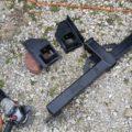Missy 1998 MCI 102-EL3 Hitch Receiver Tow Stuck Oil