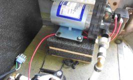 Plumbing – Moving the Liquids