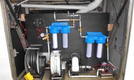 Annual RV Water Filter Change